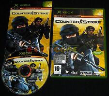 COUNTER STRIKE Xbox Versione Italiana ○○○○○ COMPLETO