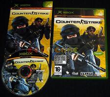COUNTER STRIKE Xbox Versione Italiana ○○○○○ COMPLETO
