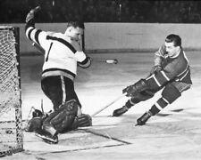 Montreal Canadiens MAURICE 'ROCKET' RICHARD Glossy 8x10 Photo Hockey Print
