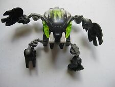 Lego 8561 Bionicle NUHVOK - 100% Complete with Krana