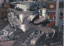 LOT THREE - 8 x 10 color photo of the 1984 TERMINATOR Hunter Killer tank model