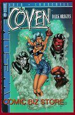 COVEN DARK ORIGINS #1 (1999) AWESOME ENTERTAINMENT COMICS