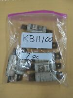 (Pack of 7) Bussmann TRON Rectifier Fuse KBH100 100 AMP