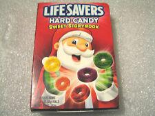 vintage life savers sweet storybook 6 hard candy rolls nip sealed 2001