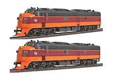HO PROTO 2000 E7 A/A Diesel Locomotive Milwaukee 920-40950 Dcc, Sound