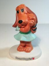 United Silver and Cutlery 1987 Tonka Pound Puppies Nose Marie Porcelain Figure