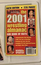Pro Wrestling Illustrated  2001 Wrestling Almanac And Book of Facts + 2007 WWE