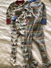 Moon And Back Footed Pajamas 18-24 Months (2 Pairs)