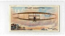 (Ja3909-100)  Wills,Aviation,Silver Dart,1910 #43