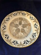 LENOX MESSENGERS OF HARMONY Millennium 2000 Pierced Plate NIB #1532/12000