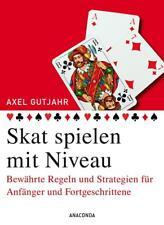Skat spielen mit Niveau von Axel Gutjahr (2013, Taschenbuch)