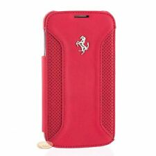 Etui  Ferrari F12 Série Bookstyle pour Samsung Galaxy S 4 I9500 i9505 i9506