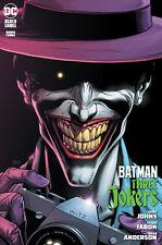 BATMAN THREE JOKERS #3 PREMIUM VARIANT G KILLING JOKE (28/10/2020)