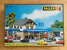 Faller 348 Autohaus Siedle KG VAG Bausatz H0