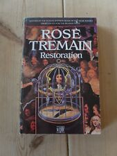 Restoration by Rose Tremain (paperback, 1990) -first Sceptre edition