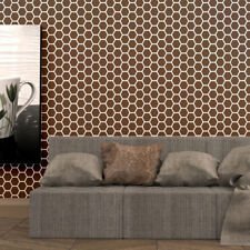 Honeycomb Pattern Wall Stencils, Reusable Allover stencil for walls DIY Decor