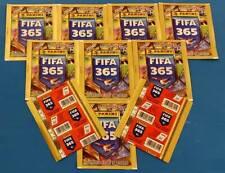 PANINI FIFA 365: 2017-2018 - 10 packs - rookie Kylian Mbappe, Frenkie de Jong...