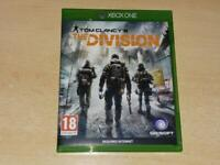Tom Clancy's The Division Xbox One UK Game **FREE UK POSTAGE**