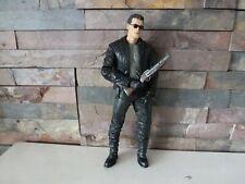 Terminator 2 juicio día T-800 figura de acción Arnold Schwarzenegger Neca 2009