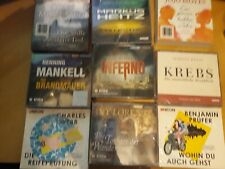 9 neue Hörbücher