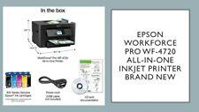 Epson WorkForce Pro WF-4720 All-in-One Inkjet Printer BRAND NEW