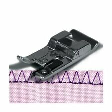 00004000 Brother Sa135 Overlock Vertical Foot ,Overcast and sew a seam at the same time