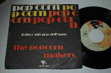 "7""/THE POPCORN MAKERS&POPCORN/Riviera RIV/NP 77062"
