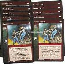 Brute Force x10 LotN KoT VTES Jyhad