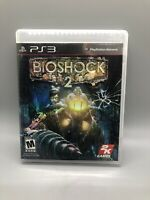 Bioshock 2 PlayStation 3 Complete w/ Manual C