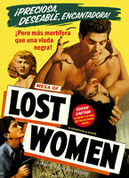 MESA OF LOST WOMEN (EL DESIERTO DE LA MUERTE)