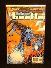 BLUE BETTLE #1 #2 #3 #4 #5 NEW 52 DC COMICS 2011-12 Lot of 5