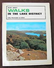 Booklet - Walks in the Lake district (1960s)