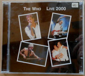 The Who - Live 2000 - CD