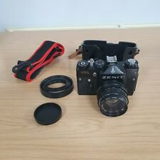 Zenit TTL Moscow Olympics Edition with case and accessories