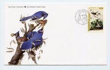 Canada FDC #2040 Birds Audubon Sparrow 2004 73-5