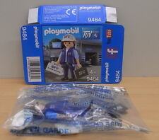 1x set 9484 Playmobil Tuv Hessen 2017 sealed bag