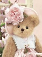 "ABBY ROSE 14"" Bearington Bear New $34.99 2007 Collectible w/Tags #143134 Rare"