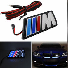 BMW Kühlergrill Emblem LED Auto M Performance Beleuchtetes Logo zeichen
