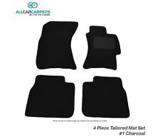 NEW CUSTOM CAR FLOOR MATS - 4pc - For Nissan Navara D40 ST Dual Cab 10/05-02/10