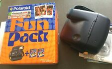 Polaroid 600 Camera Fun Pack Boxed Instant Camera Vintage Working Order + film