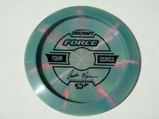 Disc Golf Discraft Austin Hannum Tour Esp Force Distance Driver 170-172g Green