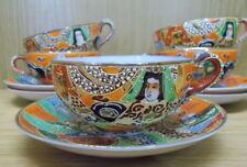 1 Stück Tee Tasse + Unterteller Drache Dragon China Made in Japan Dragonware