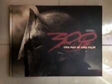 300 THE ART OF FILM ZACK SNYDER TARA DILULLO 2007 CINEMA