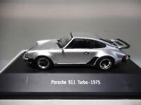 PORSCHE 911 TURBO 1975 PORSCHE COLLECTION NOREV ATLAS IXO 1:43