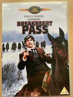 Breakheart Pass DVD 1975 Alistair MacLean Western Classic w/ Charles Bronson