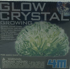 4M Science In Action Glow Crystal Growing (Educational Toy Kit)