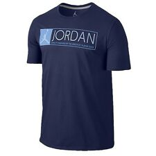 JORDAN THE GREATEST TEE BLUE SIZES M-XL 725013 410