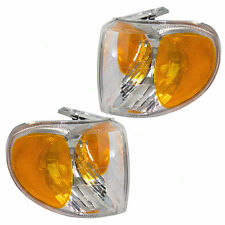 FOUR WINDS HURRICANE 2000 2001 2003 PAIR SET CORNER TURN SIGNAL LIGHTS LAMPS RV