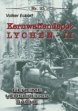 """Deutsche Gesch. * Kernwaffendepot """"Lychen II"""" - Geheime Verschlusssache, Nr. 25"""