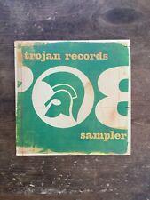 Trojan Records Sampler Cd Symarip Lee Perry Maytals Desmond Dekker Reggae Ska